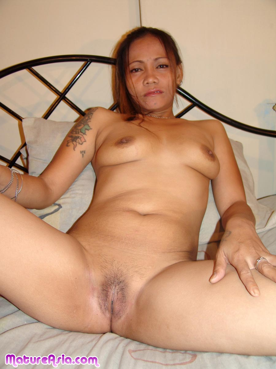 Amateur mature asian granny