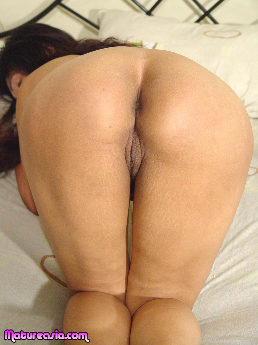 Asian milf ass fucked