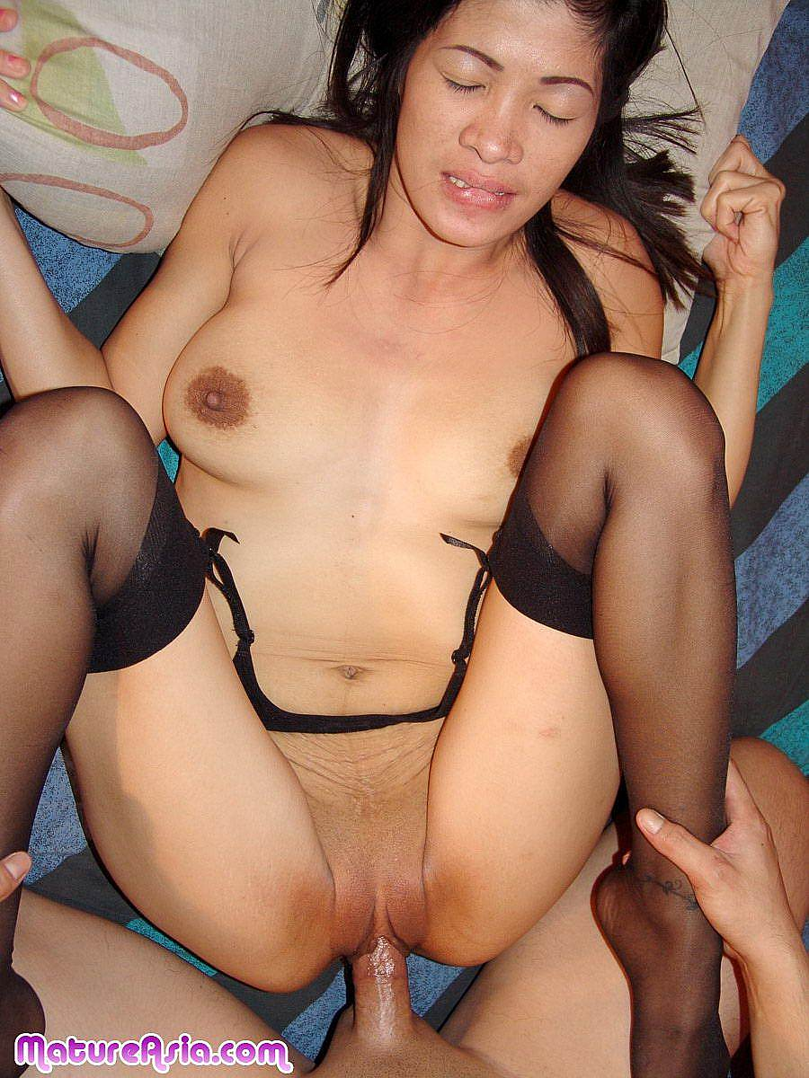 hot asian mom