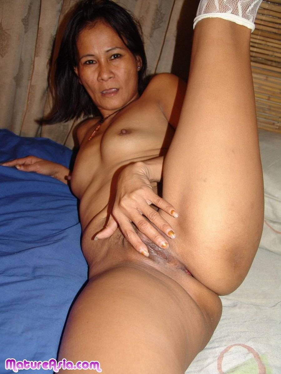 Pretty mature asian women