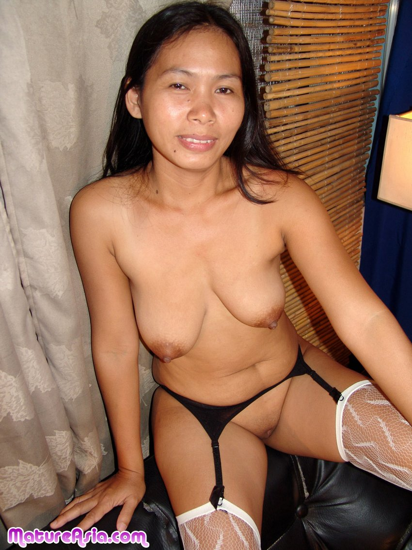 Rather matureasia cum something