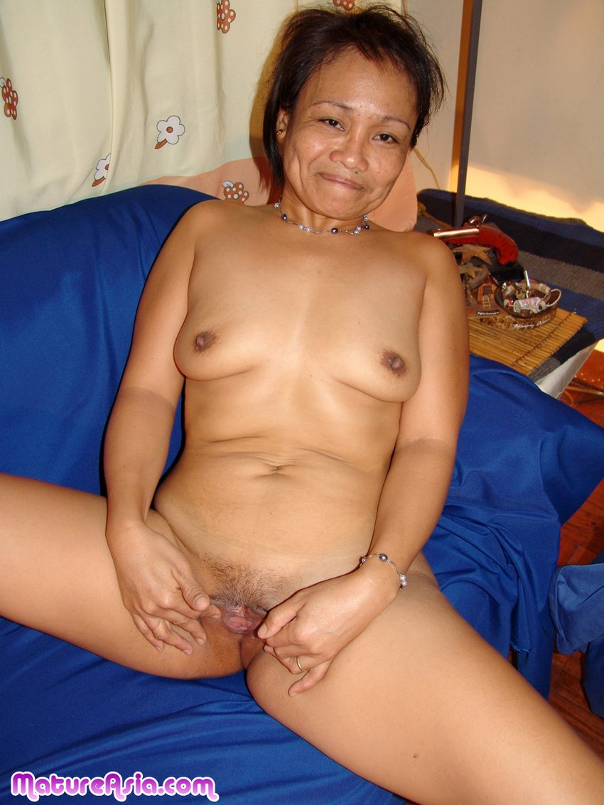 filipino mature woman nude