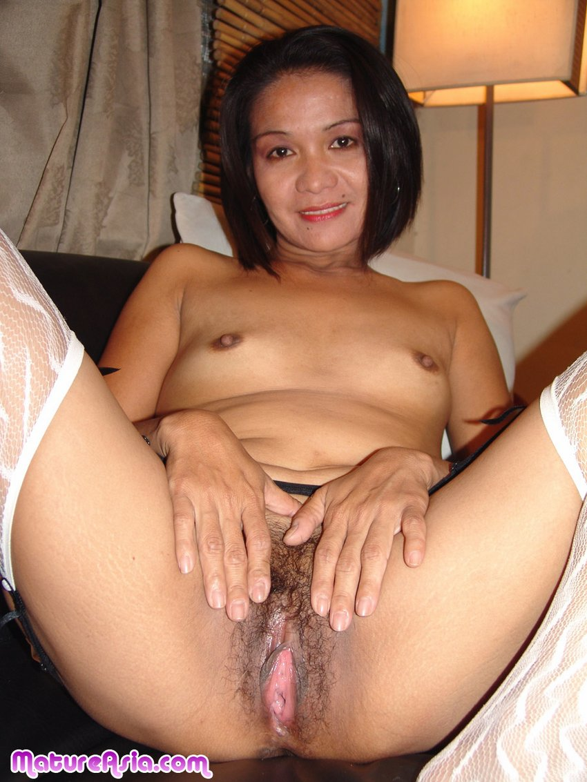 Asian big pusy