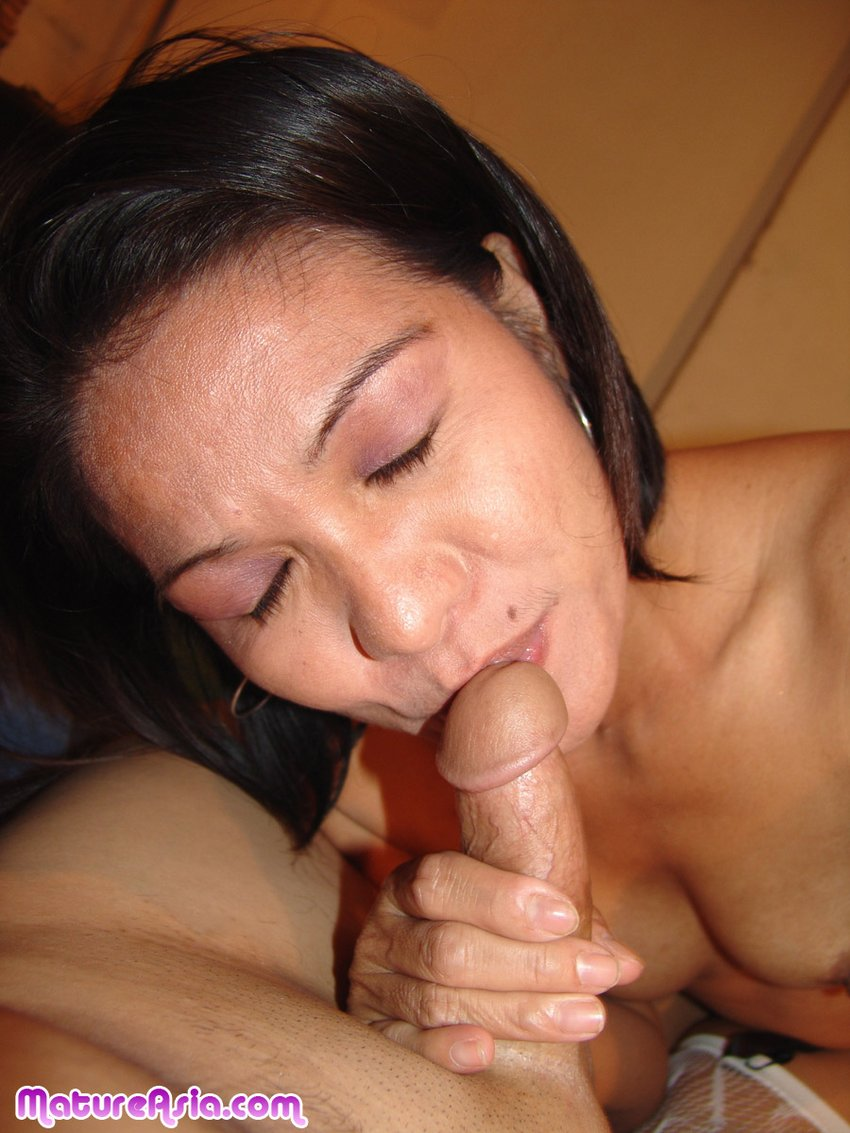 Sexy mature asian milf something is