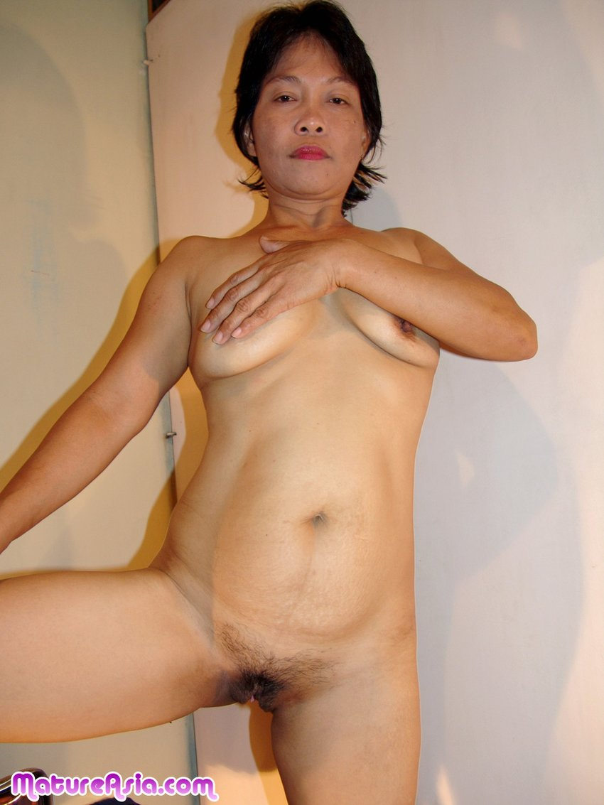 Old Nude Asian Women