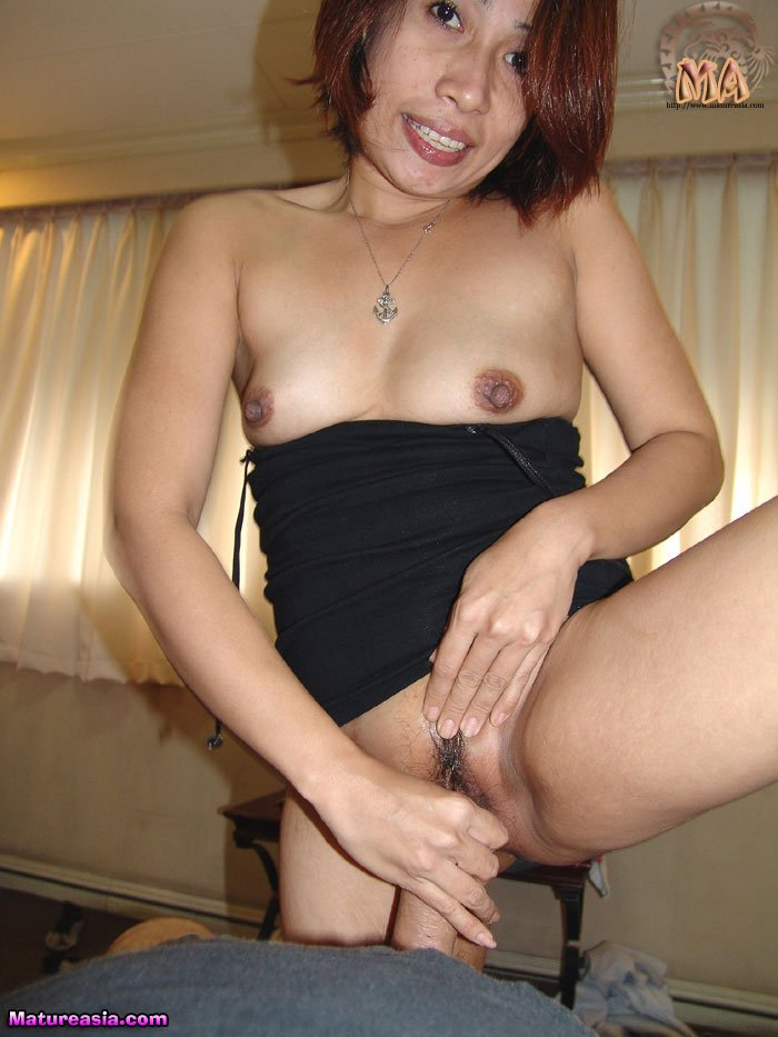 Asian milf has anal sex