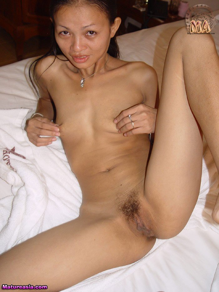 Skinny asian fuck