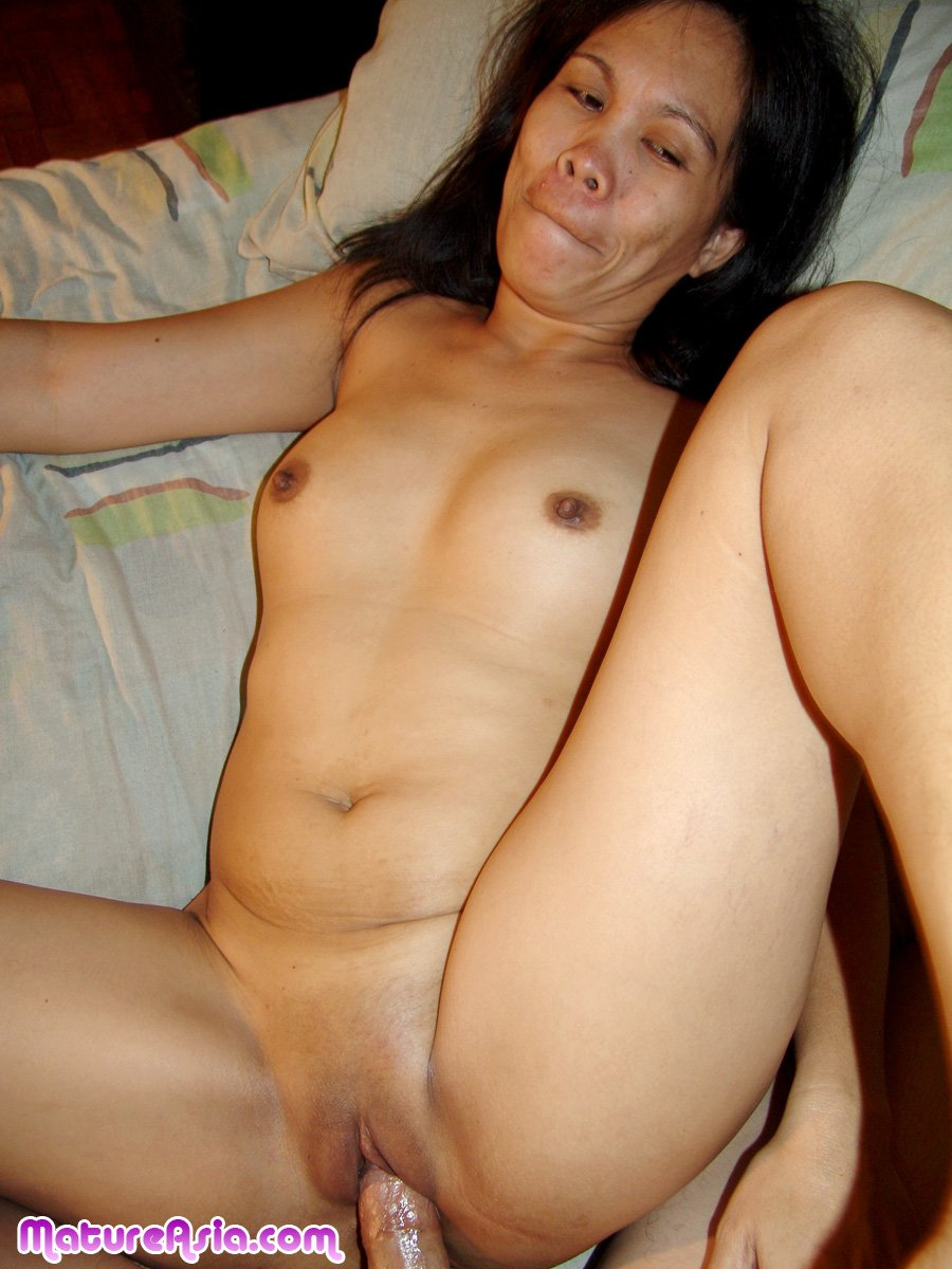 mature asian fucked