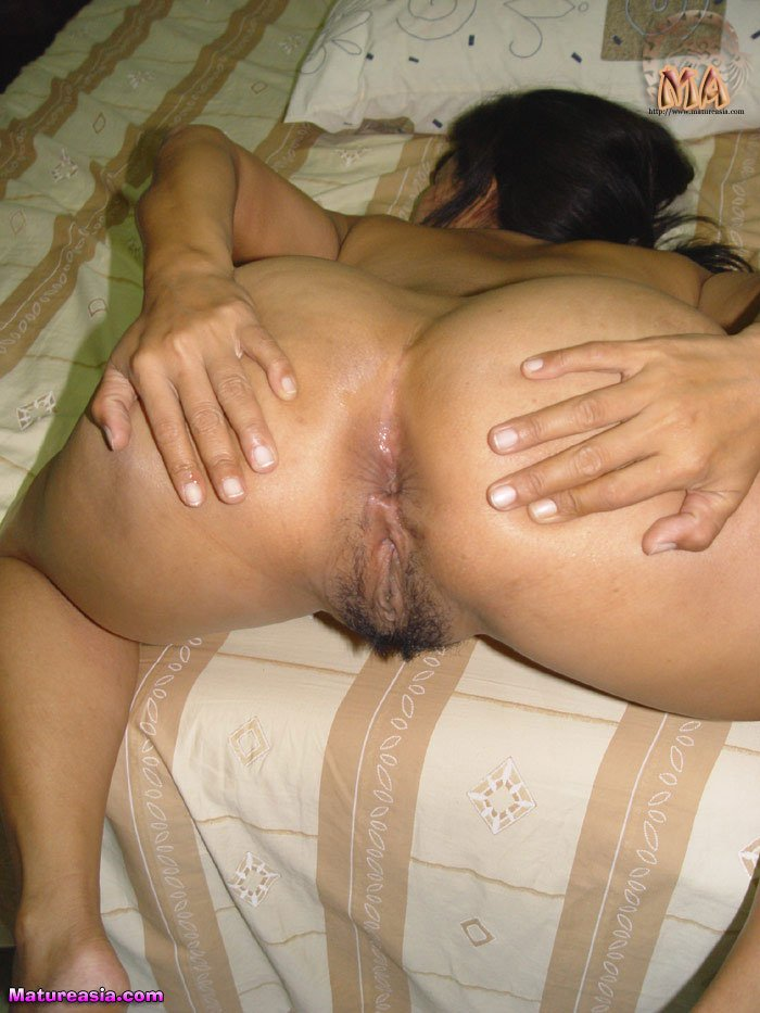 Older asian anal #10