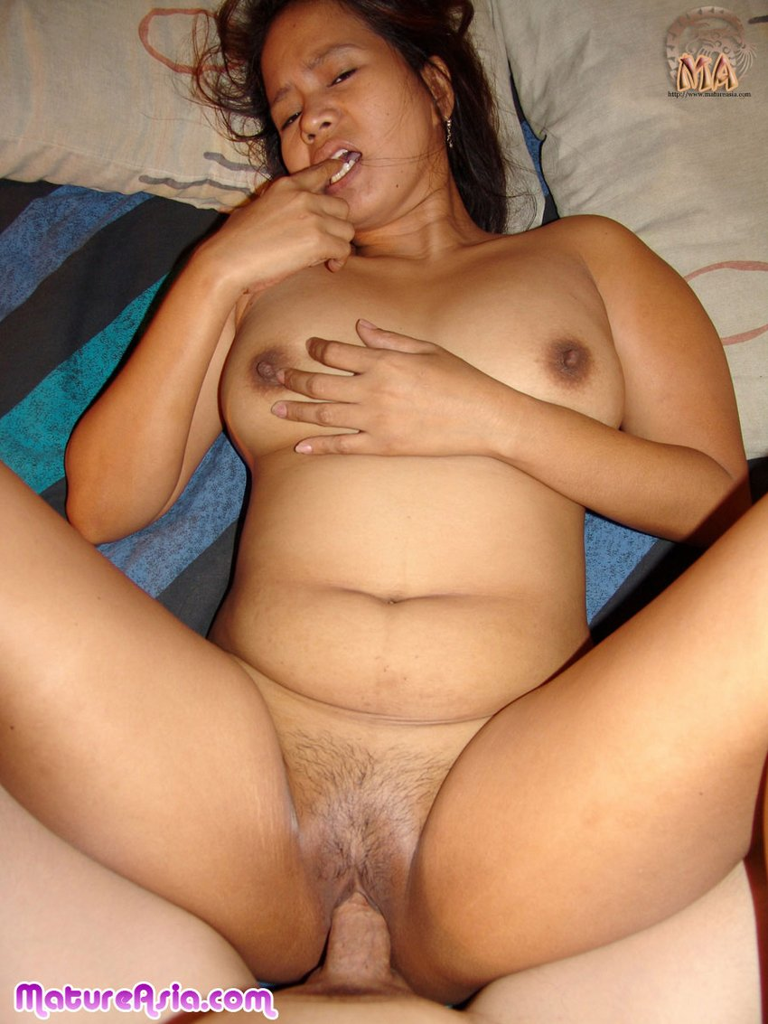 image Asian milf gets fat black cock