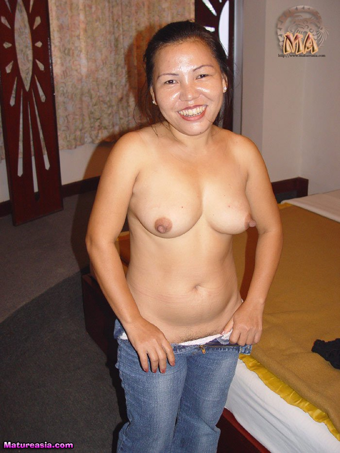 Mature asian nipples