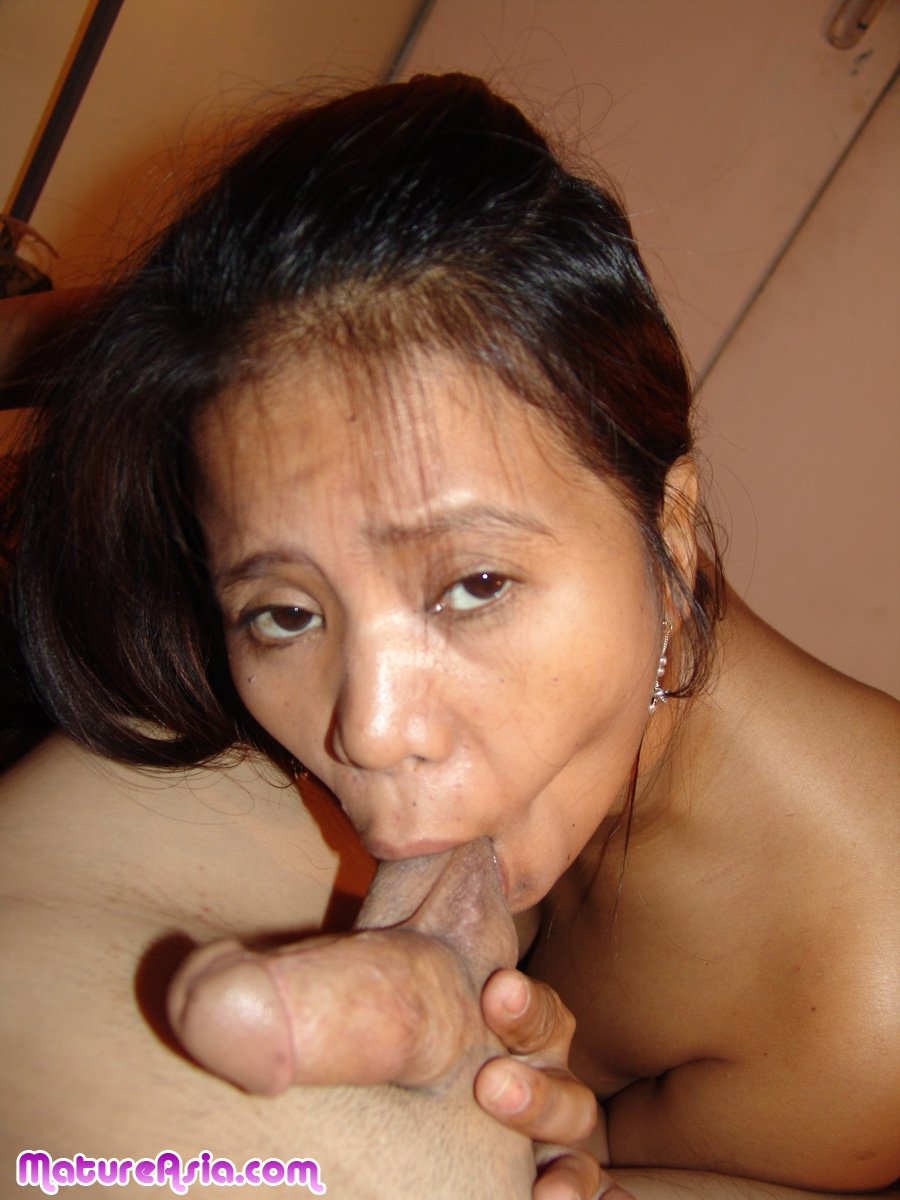 Something Mature old blowjob
