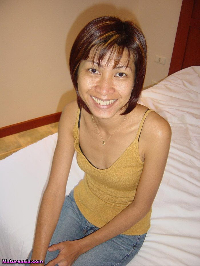 milf Skinny asian