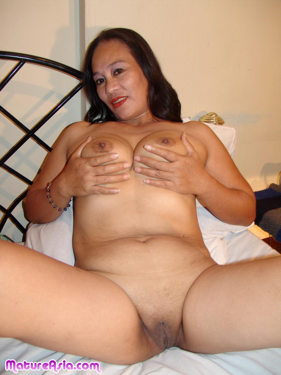 asian Mature fuck
