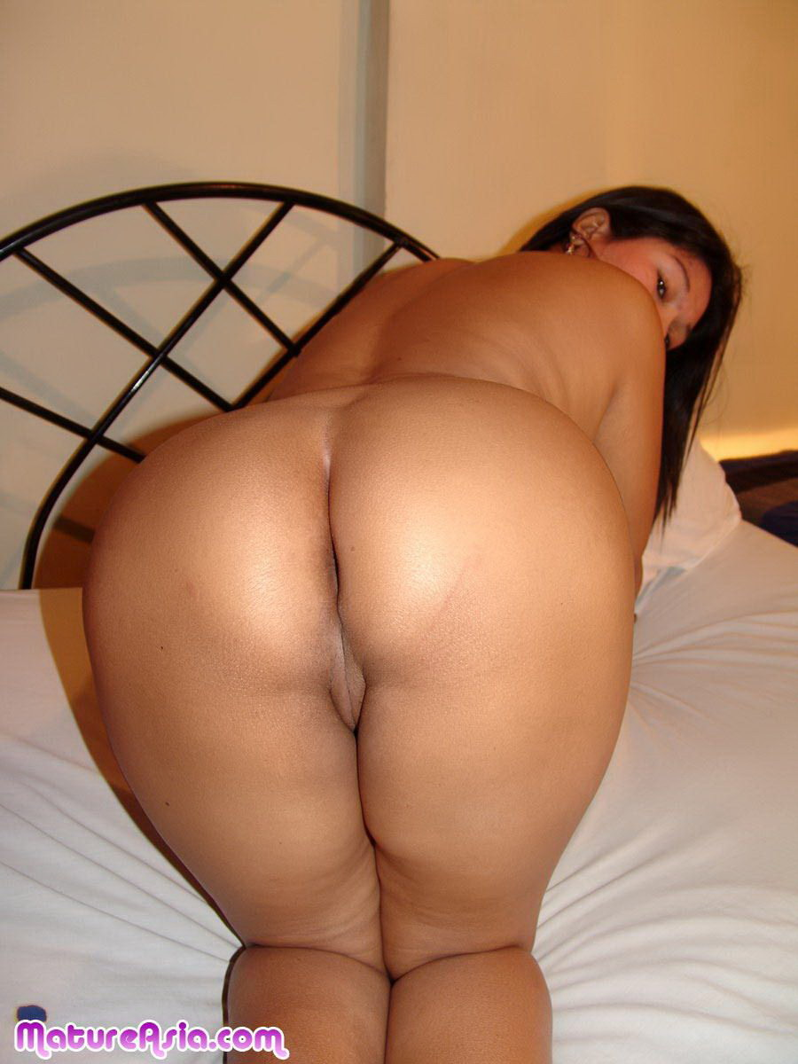 Mature Asian Big Ass