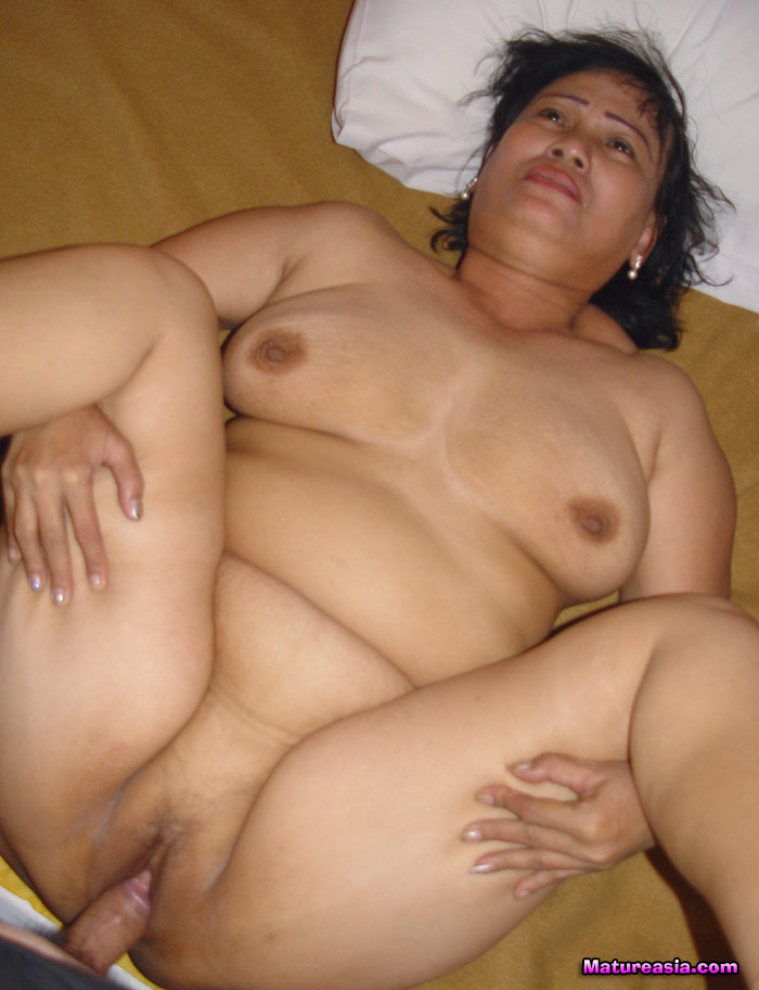 Bbw asian mature fucks