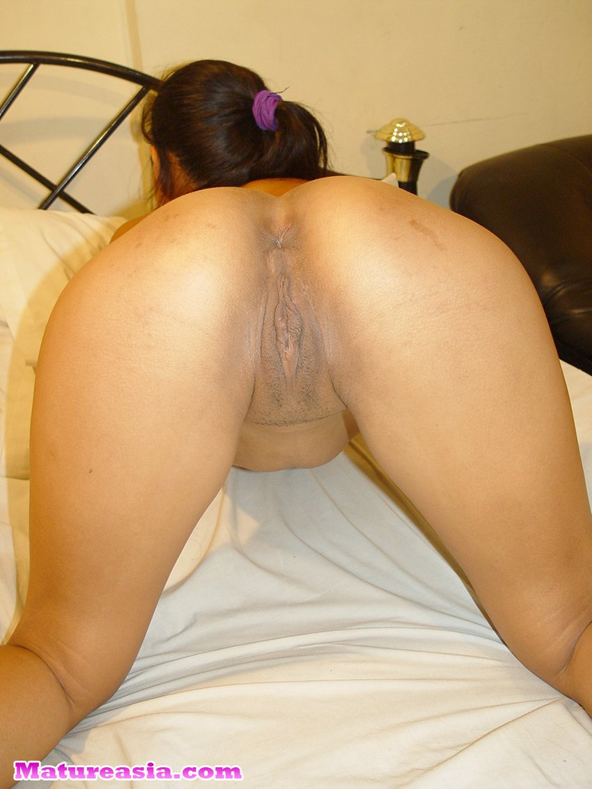 Asian Wet Pussy Ass