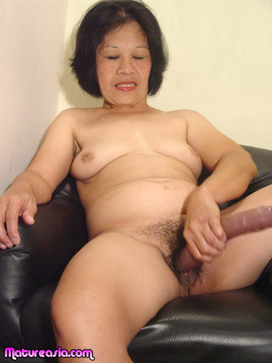Mature asian woman sex