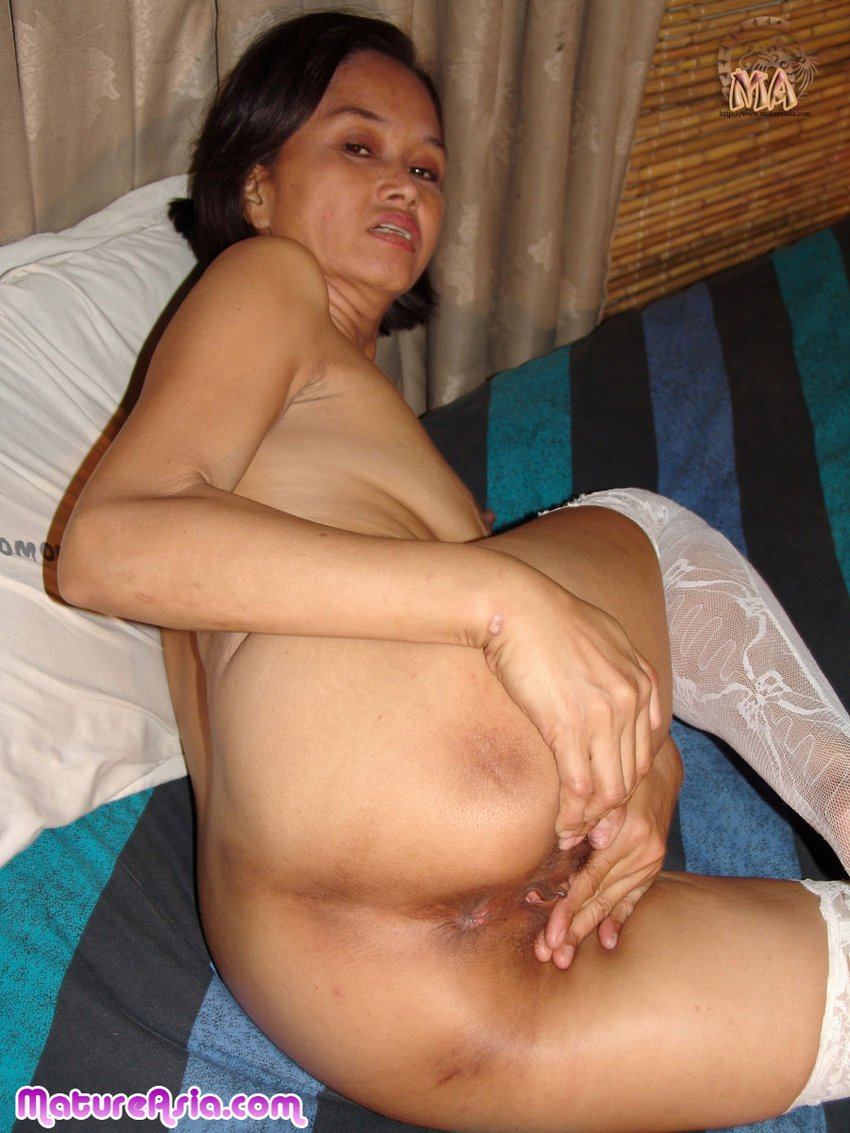Hairy mature filipino women are