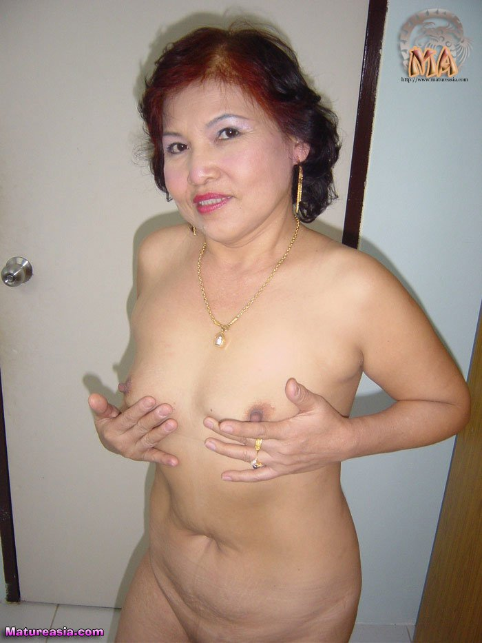 Asian Mom Old Granny Mature-pic6904
