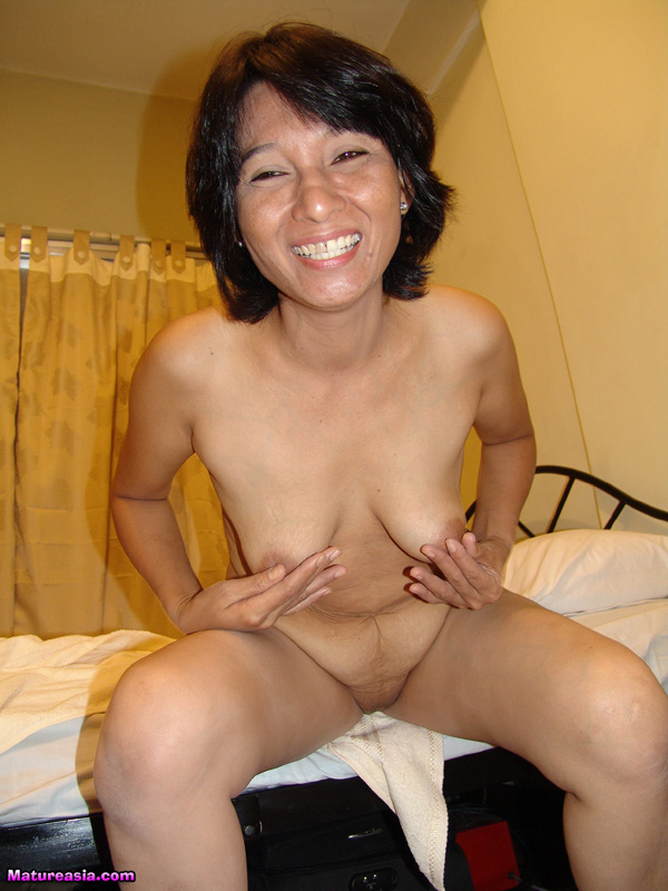 asian grany fuck