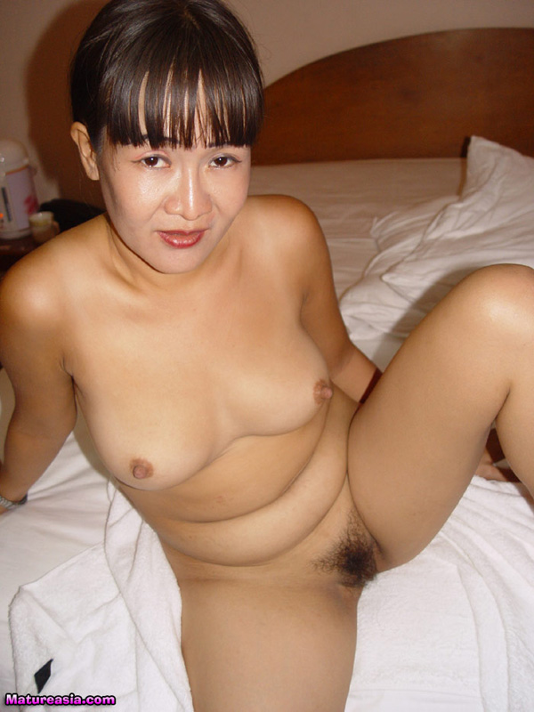 Naked mature asians
