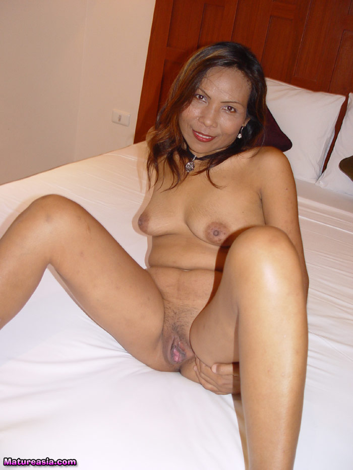 Old Mature Asian Women