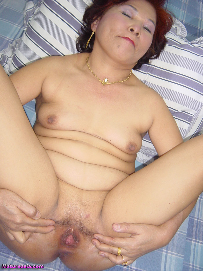 Asian matures porno was and